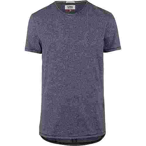 Tommy Jeans Essential Jaspe T-Shirt Herren black iris