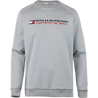 Tommy Sport Sweatshirt Herren grey heather