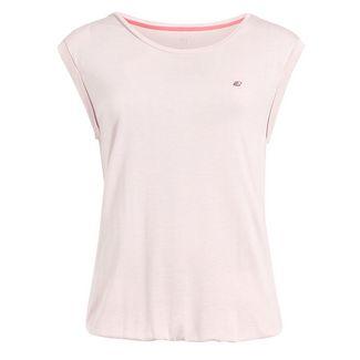 Khujo PIQUE T-Shirt Damen rosa