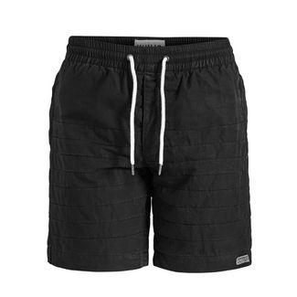 Khujo ARIC Shorts Herren schwarz