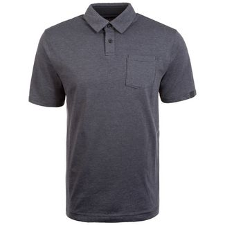 Under Armour Charged Cotton Scramble Poloshirt Herren dunkelgrau