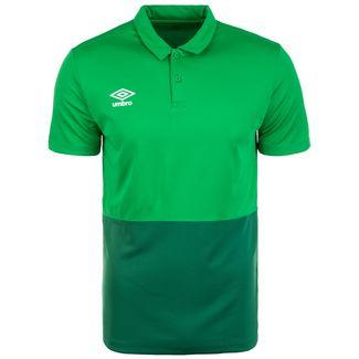 UMBRO Poly Funktionsshirt Herren grün / dunkelgrün