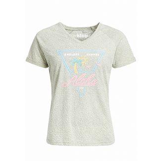 Khujo VIVIANNE T-Shirt Damen mint