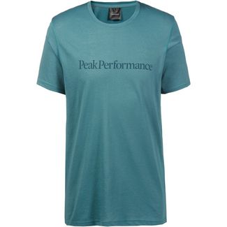 Peak Performance TRACK T-Shirt Herren aquaterm