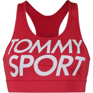 Tommy Sport Bustier Damen true red