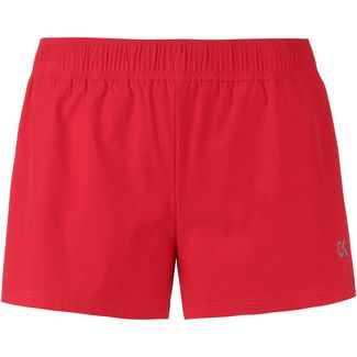 Calvin Klein STATEMENT Shorts Damen high risk red