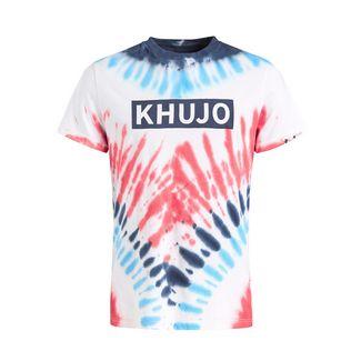 Khujo RONIN T-Shirt Herren mehrfarbig gemustert