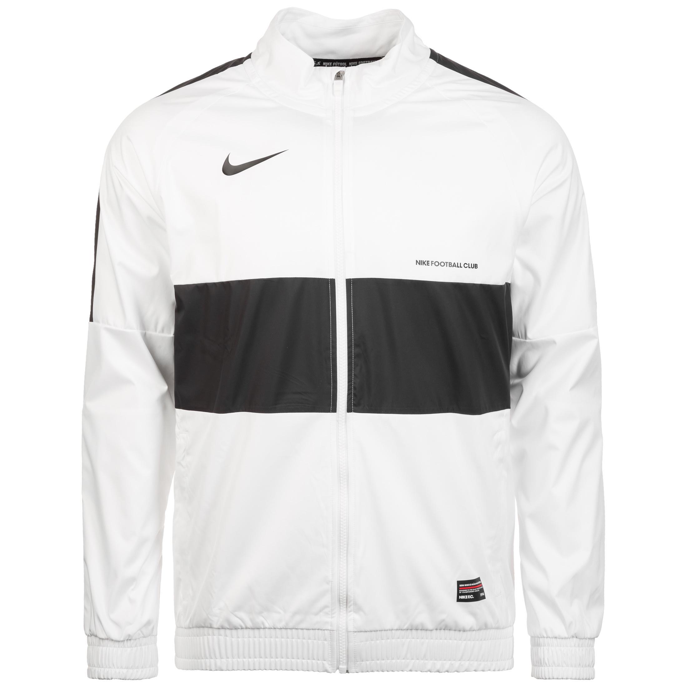 Nike Nike F.C. Trainingsjacke Herren weiß schwarz im Online Shop von SportScheck kaufen