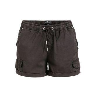 Khujo ENORA Shorts Damen grau