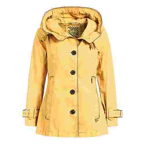 Khujo NUYDED2 Jacke Damen gelb