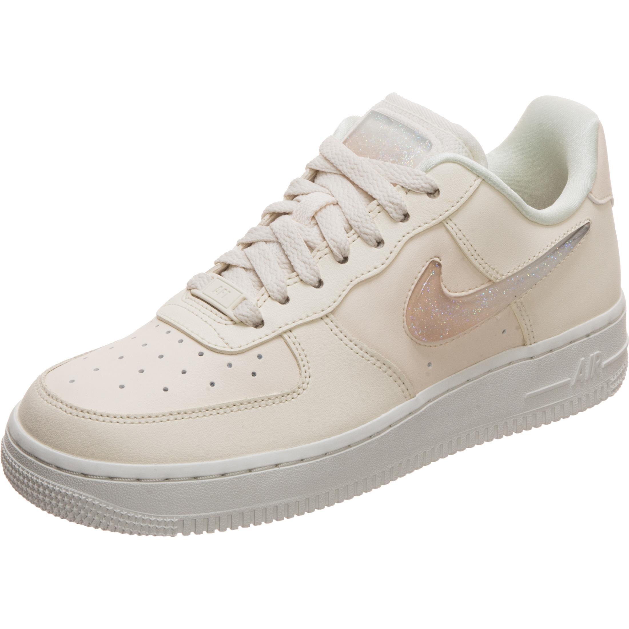 Nike Air Force 1 '07 SE Premium Sneaker Damen beige grün im Online Shop von SportScheck kaufen