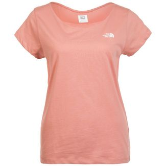 The North Face Red Box T-Shirt Damen altrosa