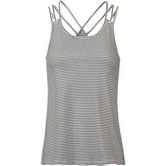Roxy Tanktop Damen anthracite cosy stripes
