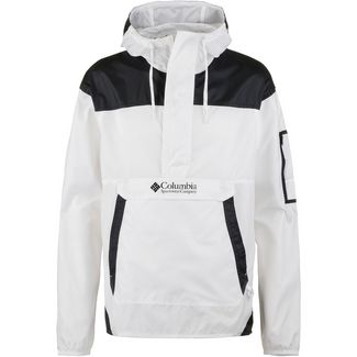 Columbia Challenger Windbreaker Herren white-black