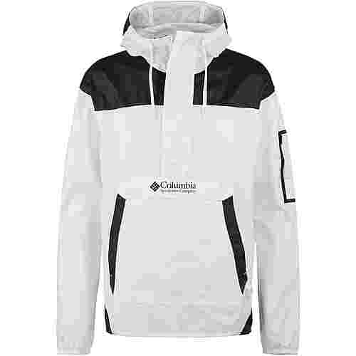 Columbia Challenger Windbreaker Herren white-black