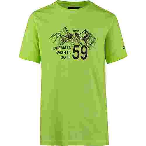 CMP T-Shirt Kinder bamboo