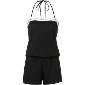 Calvin Klein CK LOGO Jumpsuit Damen pvh black