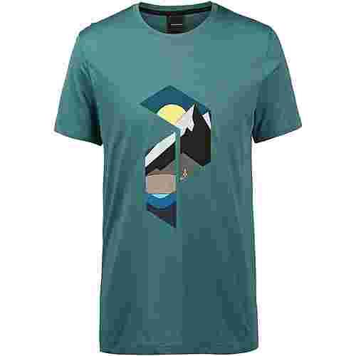 Peak Performance EXPLORE T-Shirt Herren aquaterm