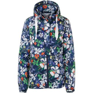 TOM TAILOR Nylonjacke Damen flower design