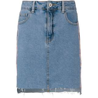 Only onlELIFA Jeansrock Damen medium blue denim