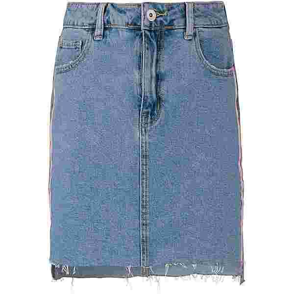 Only onlELIFA Jeansrock Damen medium blue denim