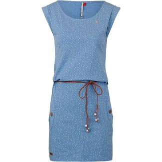 Ragwear Tag Jerseykleid Damen blue