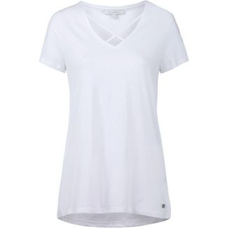 TOM TAILOR T-Shirt Damen white