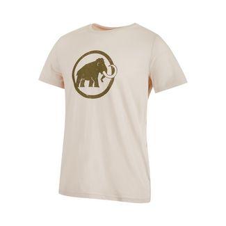 Mammut Mammut Logo T-Shirt Men T-Shirt Herren linen PRT2