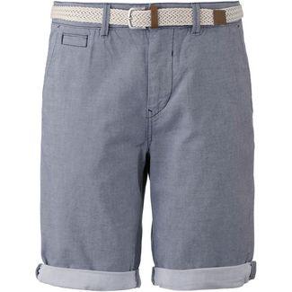 TOM TAILOR Shorts Herren black iris blue