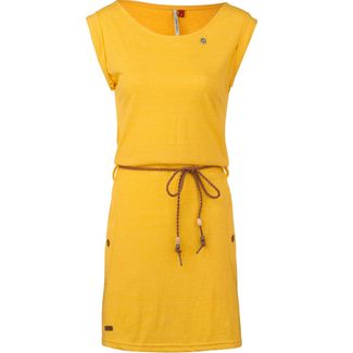 Ragwear Tag Jerseykleid Damen yellow