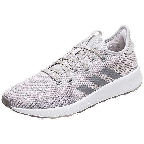 buy online 2ebb0 e7969 adidas Questar X BYD Sneaker Damen grau / weiß im Online Shop von  SportScheck kaufen