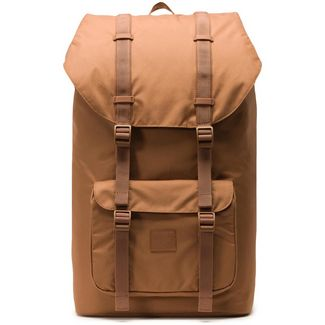 Herschel Little America Light Daypack braun