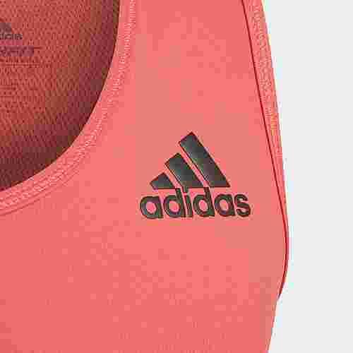 adidas Alphaskin Sport-BH Sport-BH Kinder Shock Red / Black