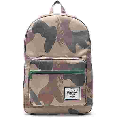 Herschel Pop Quiz Daypack braun / grün