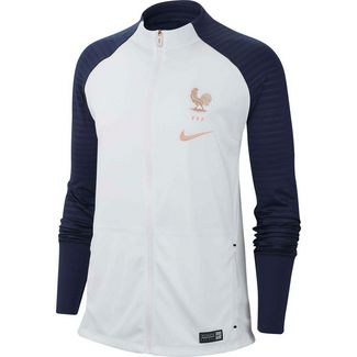 Nike Frankreich 2019 Trainingsjacke Damen white-midnight navy
