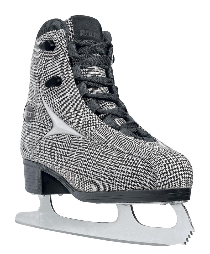 ROCES Brits Check Schlittschuhe Damen schwarz im weiß im schwarz Online Shop von SportScheck kaufen Gute Qualität beliebte Schuhe 5de38a