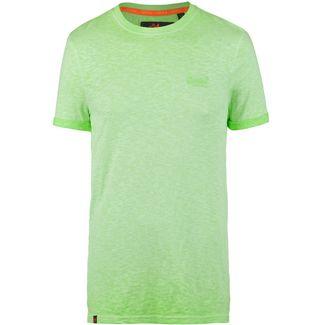 Superdry Low Roller T-Shirt Herren surge green