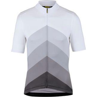 Mavic Cosmic Gradiant Fahrradtrikot Herren white