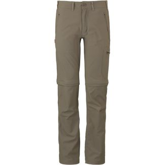Craghoppers NOSILIFE PRO CONVERTIBLE Zipphose Herren pebble