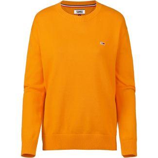 Tommy Jeans Tommy Classics Sweatshirt Damen radiant yellow