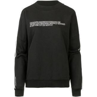 Calvin Klein Sweatshirt Damen black