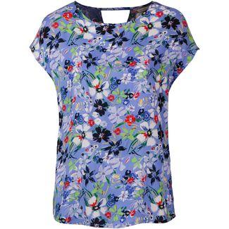 TOM TAILOR T-Shirt Damen lavender flower print