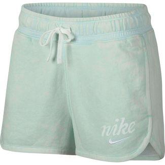 Nike NSW Shorts Damen igloo-summit white