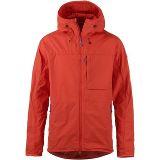 FJÄLLRÄVEN High Coast Wind Outdoorjacke Herren flame orange