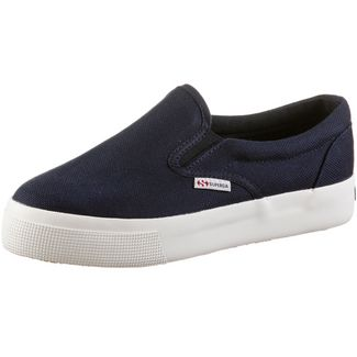 Superga COTU Sneaker Damen navy-white