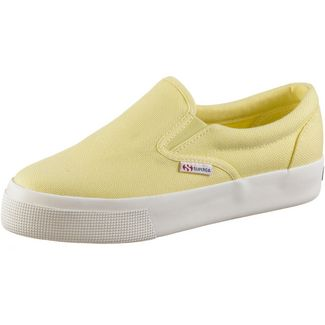Superga COTU Sneaker Damen beige double cream