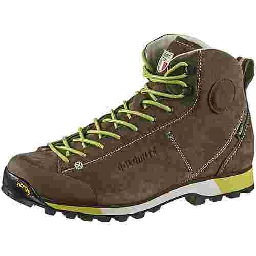 Dolomite Cinquantaquattro Hike GTX® Wanderschuhe Herren mud-green