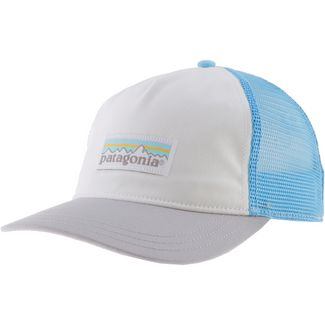 Patagonia LAYBACK TRUCKER Cap Damen white w-drifter grey