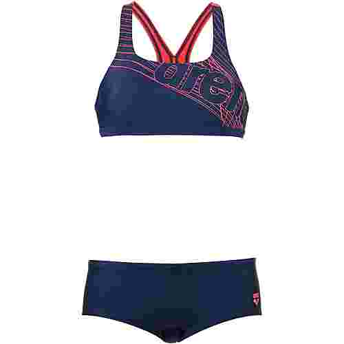 Arena Altair two Bikini Set Damen navy