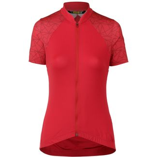 Mavic Sequence Jersey Graphic Fahrradtrikot Damen lollipop
